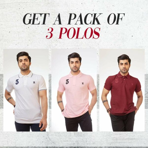 Bundle Deal for Polo Tshirts